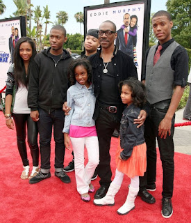 Cheryl Bonacci and Arsenio Hall http://www.theblackurbantimes.com/2009/11/black-celebs-and-their-families.html