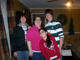 My sister, Tobye, Caleb, Josh, & Katie Beth