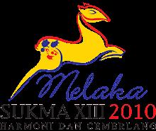 Logo & Latar Belakang SUKMA 2010