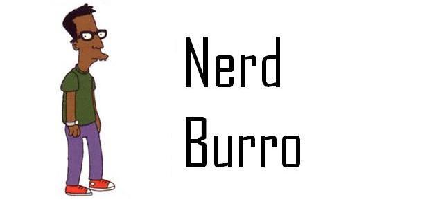 Nerd Burro