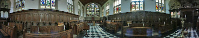 Wadham College Chapel
