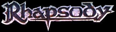 Rhapsody Of Fir... Rhapsody Logo