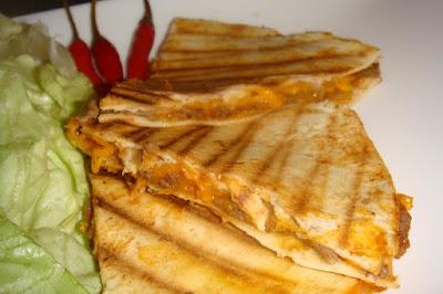 quesadillas au boeuf recettes mexicaines