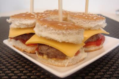 recette cheeseburger ou hamburger