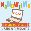 NaNoWriMo 2010 - My 1st NaNo!
