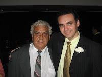 Eduardo Loureiro, pai e filho