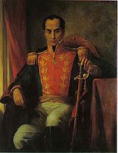 Simón Bolívar , (Caracas, 24 de julio[1] de 1783 — Santa Marta, Colombia, 17 de diciembre de 1830)