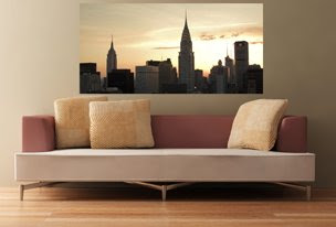 city skyline wallper