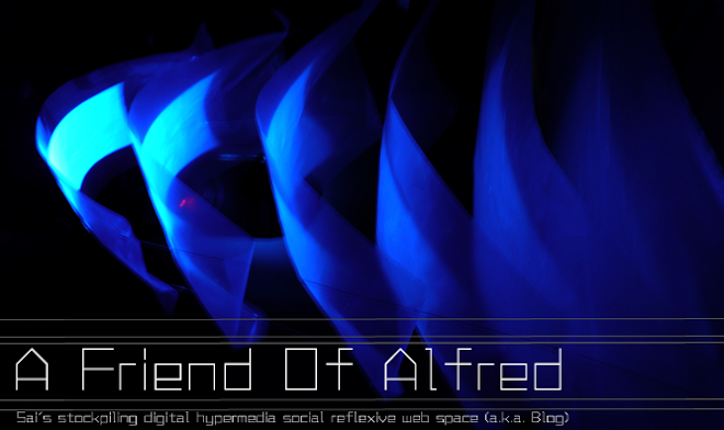 A Friend of Alfred