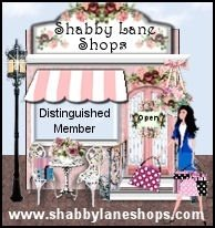 You'll find me at Shabby Lane Towne Square