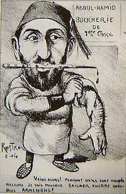 Hamidian Massacres - Sultan Abdul Hamid II