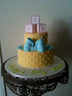 cake and clothes jenny 39 s baby shower cake