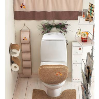 Hom3 design cute toilet decorations - Decoration toilette ...