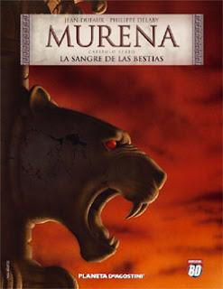 murena6lasangre 01g  Murena   Jean Dufux [7 volumenes]
