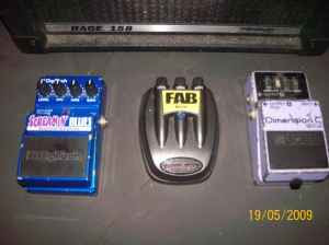 Craigslist Vintage Guitar Hunt: Rare Boss Dimension C ...