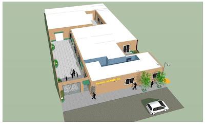 Alas nuevas proyecto de remodelaci n de la escuela y for Proyectos de construccion de escuelas