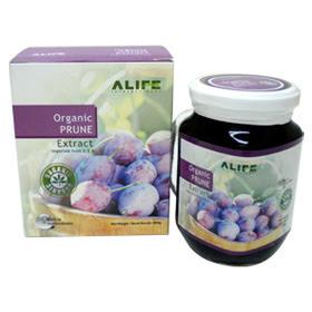 The Health Essence of Life: Alife Organic Prune Extract