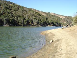 Acenas fishing adventure for Lake del valle fishing report