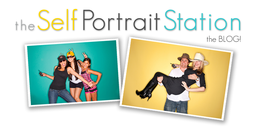 The Self Portrait Station - Phoenix Photo Booth
