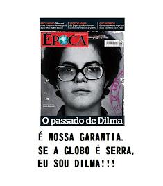 Orgulho de ser Dilma!!!