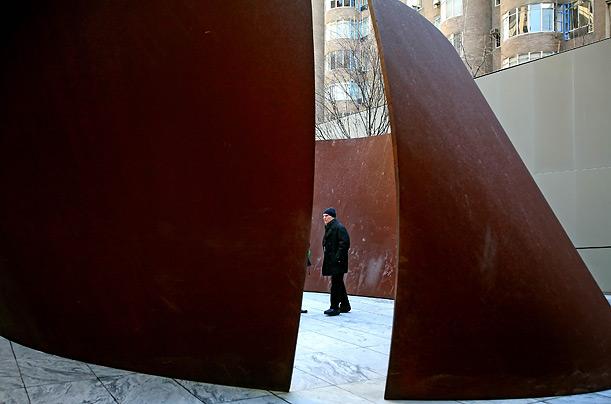 Torqued Ellipses Richard Serra Richard Serra 39 s Torqued