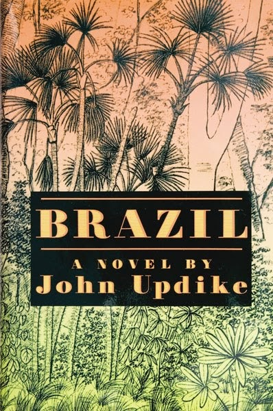 a response to john updike s a John updike's a & p at first read, john updike's 'a & p' contrasts old and new the old manager in his settled life conflicting with the new age of girls wearing bathing suits in buildings all the while, the narrator reader-response to john updike's a&p.