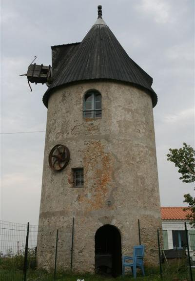 MOULIN DE LA PLAINE...