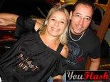 Minha cunhada Paula e o maridão Wagner