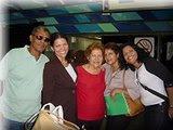 Despedida de ANA PAULA para Miami