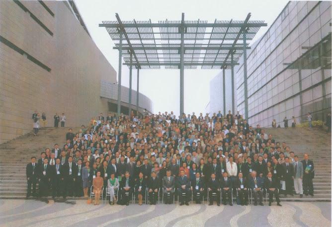 在澳門主辦營養學會世界大會