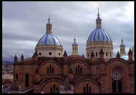 catedral de cuenca ecuador