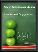 Kay's Connection Award from Michelle