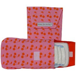 Pattern Shmattern: Diaper Travel Pouch