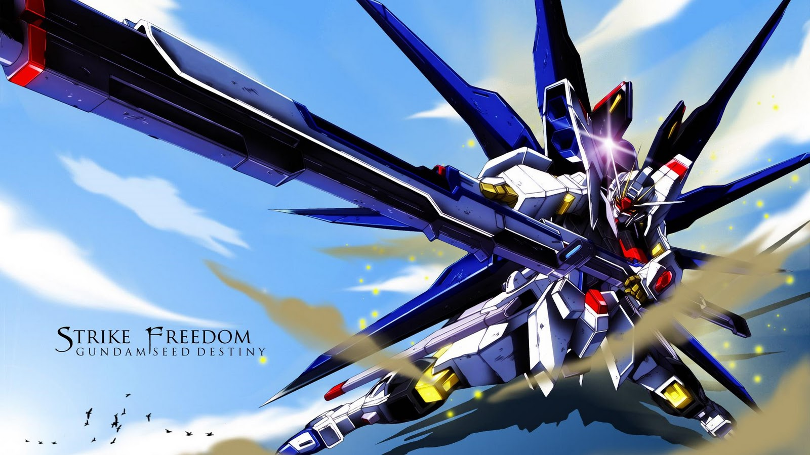 Gundam HD & Widescreen Wallpaper 0.904267365580439