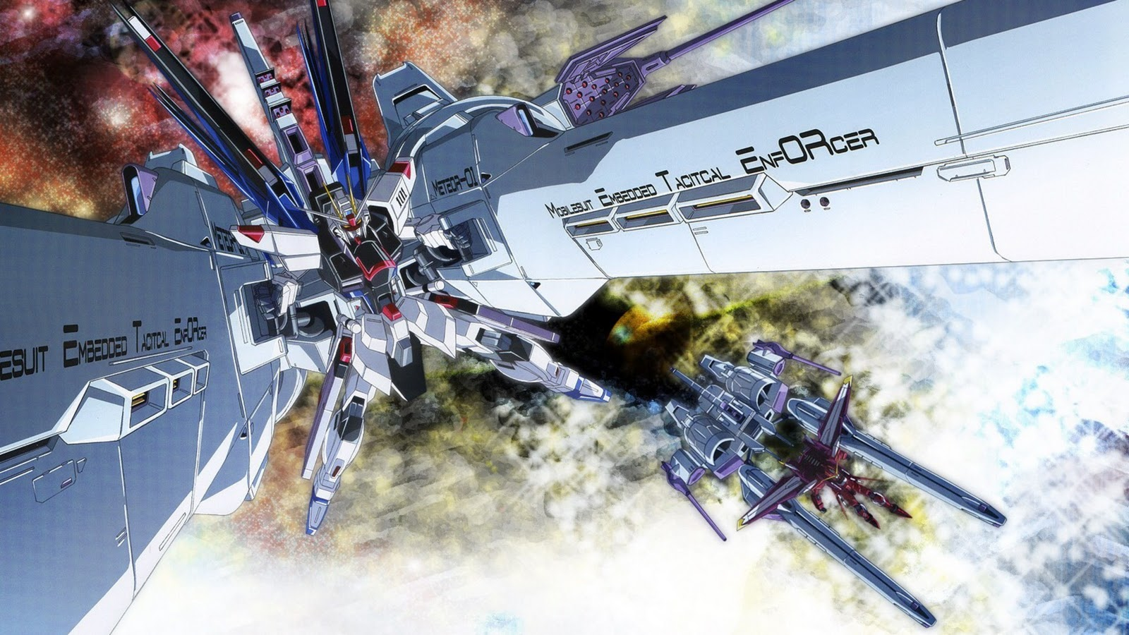 Gundam HD & Widescreen Wallpaper 0.414438876072765