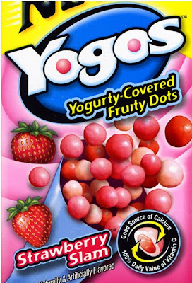 what are the packaged yogurt-ball snacks called?   Yahoo Answers