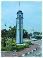Kampar Independence Clock Tower, Perak