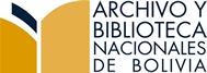 ARCHIVO Y BIBLIOTECA NACIONALES DE BOLIVIA