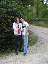 Patrick and Brian
