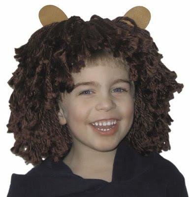 para un disfraz de leon hay varias soluciones dependera de lo que
