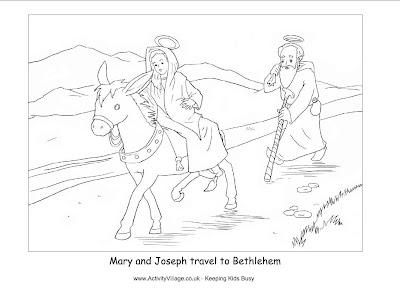 Dibujos para colorear navidad cristiana - Laminas de navidad para colorear ...