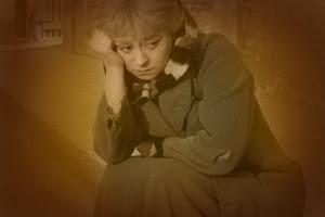 La Strada (1954). La frágil y asombrada Gelsomina (Giulietta Masina) entra en un mundo nuevo y deshumanizado. Foto: Otello Martinelli