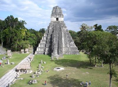 Cultura maya for Las construcciones de los mayas