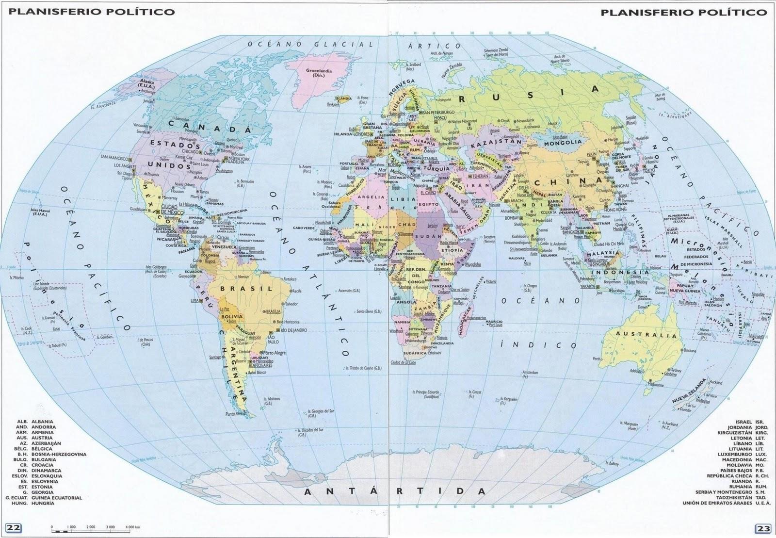 Tertulias de la Manqueta Mapa Mundi