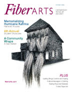 cover of Fiber Arts