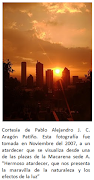Atardecer Bogotano