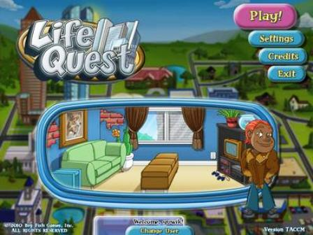 Free download '' life quest '' Pc game