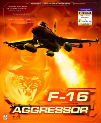 F-16 Aggressor PC Game Full Version Free Download