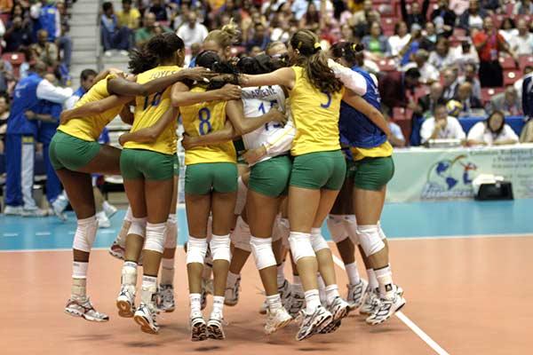 voleibol femenino brasil: