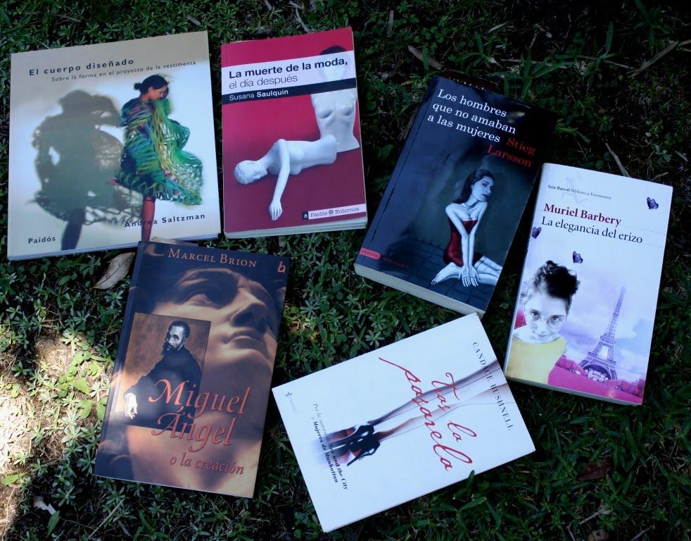 Leí, leo, leeré